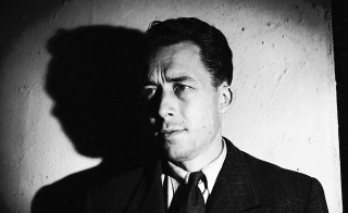 Albert Camus, 1944 r. / LIDO / SIPA / EAST NEWS