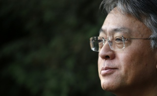 Kazuo Ishiguro / AP Photo / East News / Alastair Grant