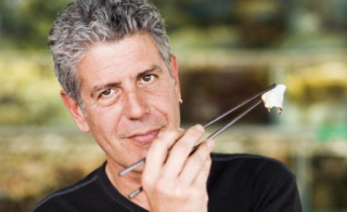 Anthony Bourdain / fot. Discovery Channel / Kobal / REX / Shutterstock / EAST NEWS