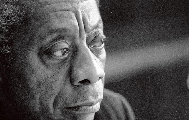 James Baldwin, 1986 r. / fot. YURCHENKO / SPUTNIK / EAST NEWS