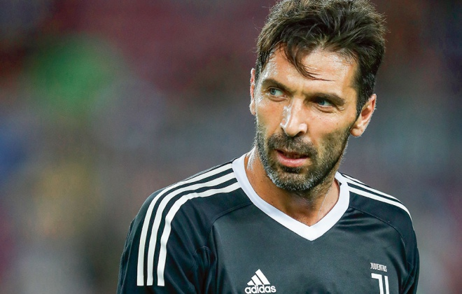 Gianluigi Buffon / Fot. East News